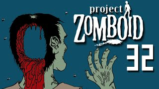 Ecky Plays Project Zomboid | S06 E32 | Roofing