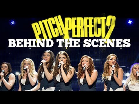 "HBO Special - ""Pitch Perfect 2"" Behind the Scenes: Anna Kendrick, Brittany Snow, Rebel Wilson"