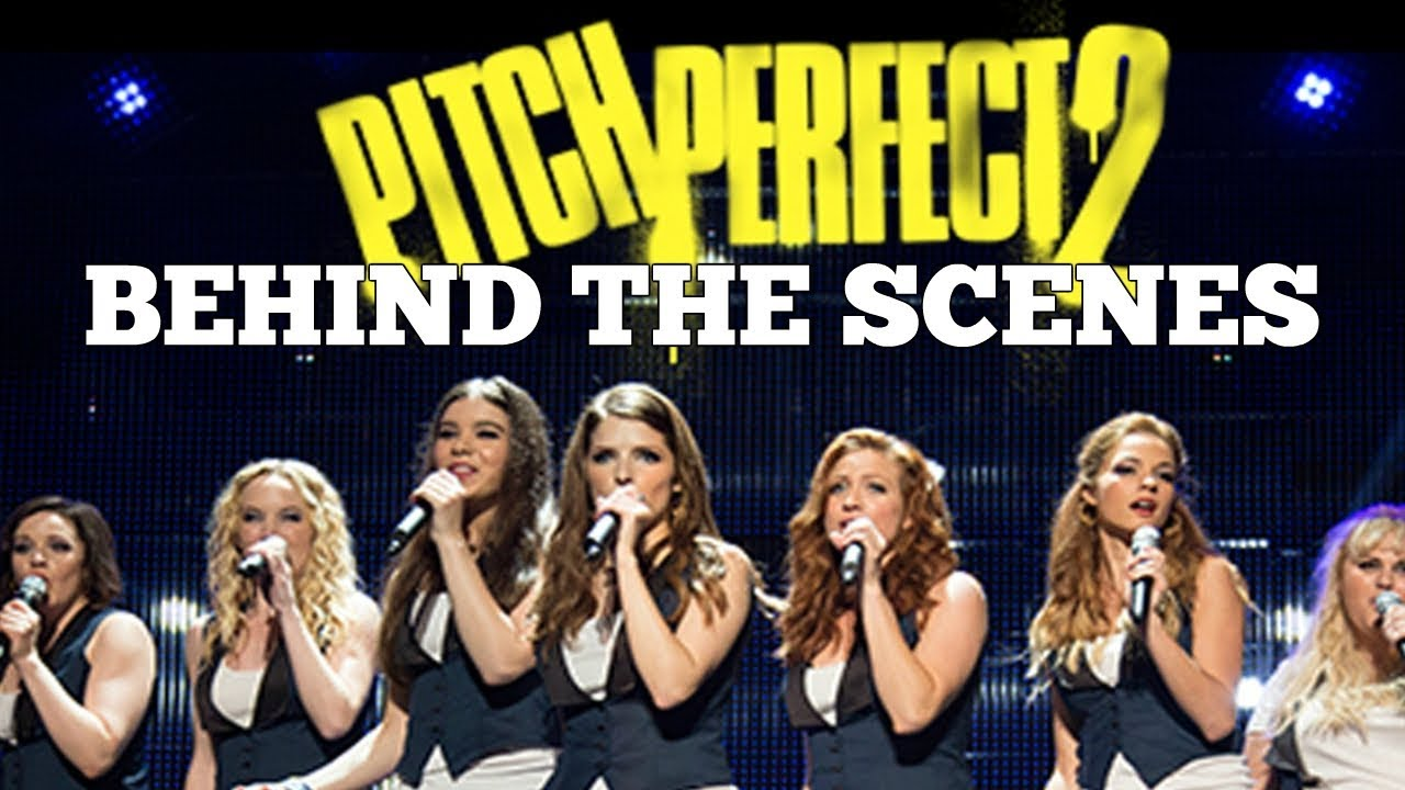 Hbo special pitch perfect 2 behind the scenes anna - Pitch perfect swimming pool scene ...