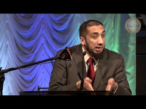 Science VS Religion ~ Nouman Ali Khan ~ Trinidad