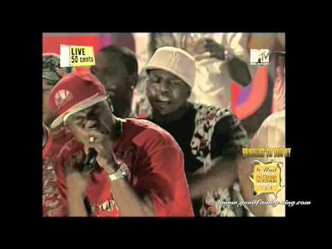 50 Cent & G Unit  on MTV 2007 Pt 24