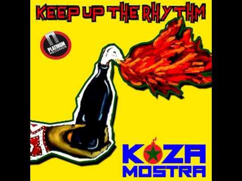 Koza Mostra - Keep up the rhythm [2013] (Full CD)