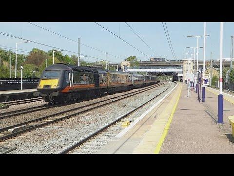 Huntingdon Railway Station (09/5/2016)