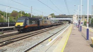 Huntingdon Railway Station 0952016