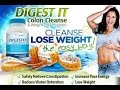 Digest it is a natural colon cleanser that cleanse away the unwanted material in the colon.