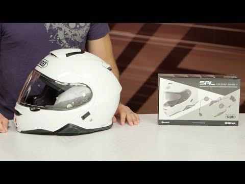 Sena SRL Bluetooth Headset For Shoei Neotec 2 Helmet Review at RevZilla.com