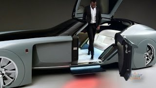 Rolls-Royce Vision Next 100 - The Making Of...