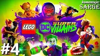 Zagrajmy w LEGO DC Super Złoczyńcy [PS4 Pro] odc. 4 - Przygody wśród przyrody