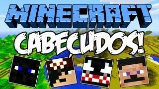 Minecraft: Feromonas e os Cabeçudos - Assaltados! xD