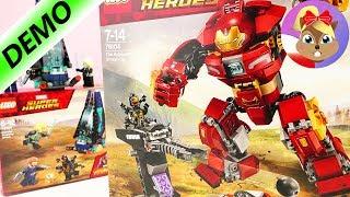 LEGO Avengers Infinity War Hulkbuster zestaw PL 76104 | Baw się ze mną