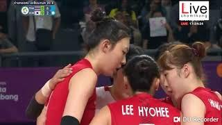 Yang hyo jin in asiad 2018