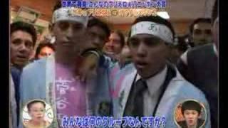 モクスペ 2008年1月24日: ハロー!プロジェクトファンクラブメキシコは日本のテレビに出ました。