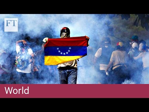 Venezuela's 'mother of all marches' | World