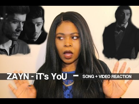ZAYN, I CAN'T TAKE IT! | iT's YoU Song + Video/PillowTalk rmx Reaction