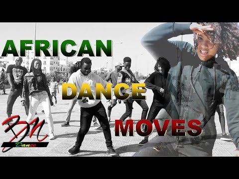 African Dance Moves and styles