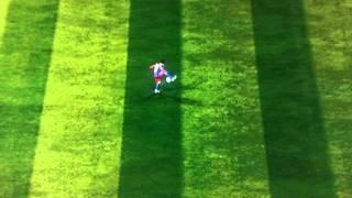 vuclip Messi feinte coup du foulard plus coup du foulard Fifa 11.3gp