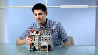 Lego® Pet Shop (10218) Part 1