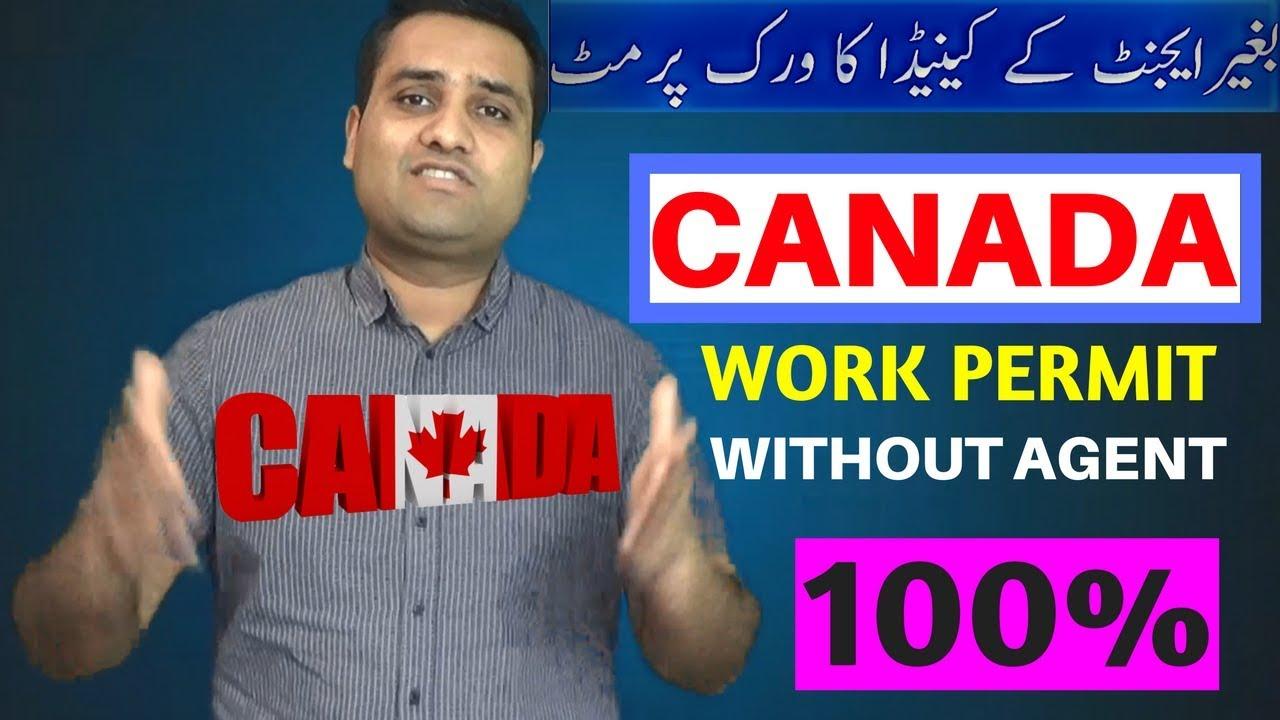 No Agent 100% Free WORK PERMIT in Canada