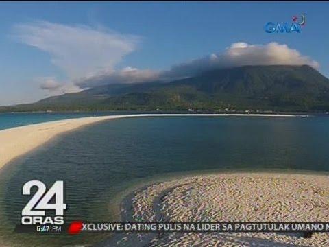 24 Oras: Camiguin, dinarayo dahil sa mga natural na atraksyon at likas na yaman