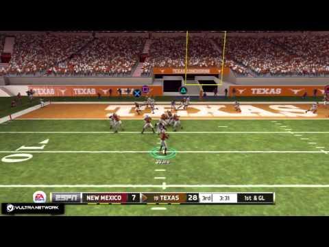 NCAA Football 13: Andre Ware | Heisman Challenge | Ep.2