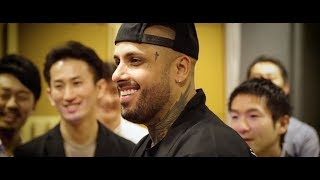 Nicky Jam X Sony Japan @ www.OfficialVideos.Net