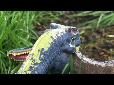 Allosaurus Vs Baryonyx