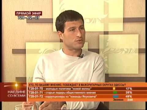 09.10.2014 Наедине со всеми: Олег Марков