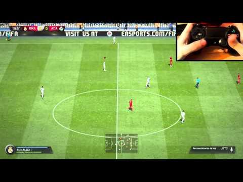 FIFA 2015 | Tutorial 2.0 | Controles Básicos! [Configura Tu Mando Al Estilo PES]