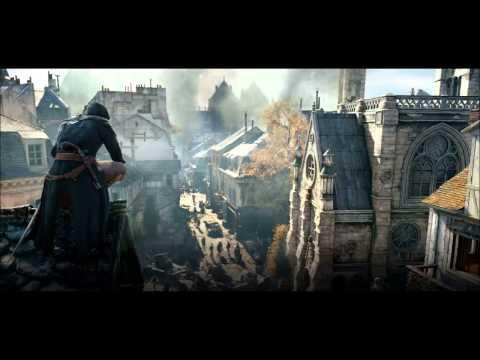 Assassin's Creed: Unity OST - Ezio's Family (Le Roi Est Mort)