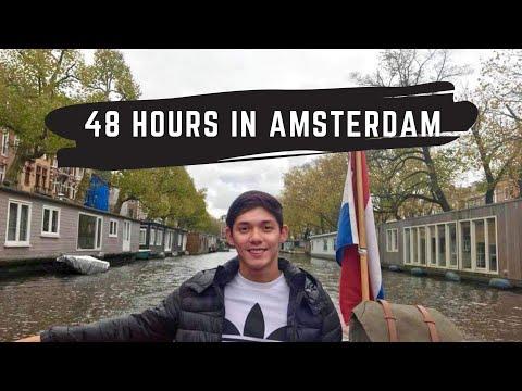 Amsterdan, Netherland in 48 Hours