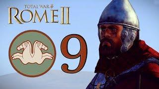 КАК ДЕЛА СО СНАРЯЖЕНИЕМ? Тила #9 😠 ROME II TOTAL WAR
