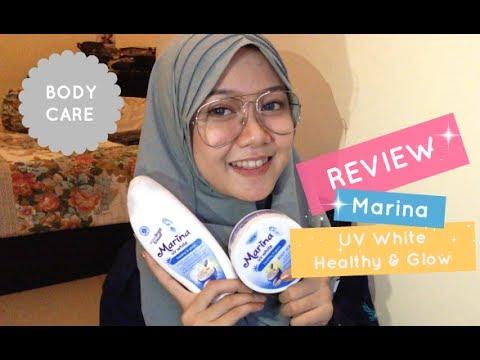 [Vlog 2] CARA MENCERAHKAN KULIT - Review Marina Body Scrub dan Hand & Body Lotion | Fadeelovato