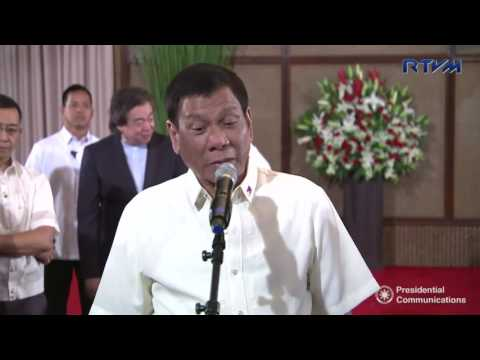 Duterte sets talks with Nur, MILF