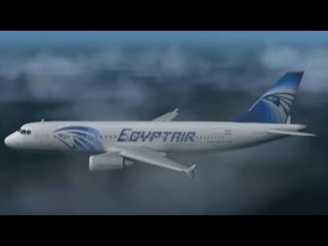 Timeline of events in EgyptAir Flight 804 crash - YouTube