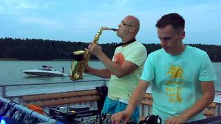 Download Syntheticsax - Live Recording (Boat Party Poland 2017 Augustow City)