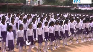 STELLA MARIS SCHOOL ANNUAL SPORTS MEET 2014 2015