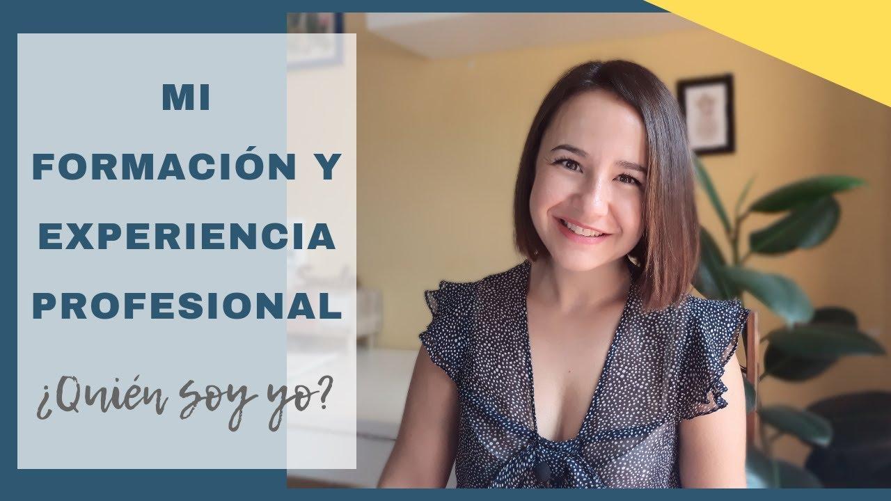 El Curriculum Vitae En Espanol Quien Soy Yo Para Ensenar Espanol