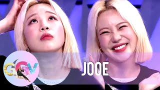 Vice Ganda gets entertained by JooE of Momoland | GGV