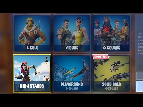 new-fortnite-update-out-now-new-high-stakes-gamemode-in-fortnite-fortnite-battle-royale