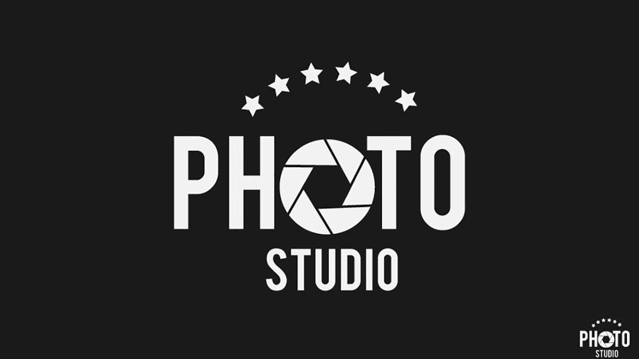 Photo Studio Logo Design   How to Make a Photography Logo in ...