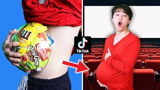 We TESTED Viral TikTok Life Hacks   ** IT WORKED **