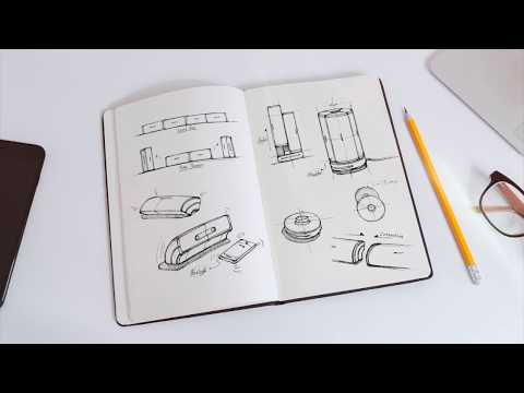 How To Sketch Like A Product Designer