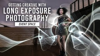 Getting Creative with Long Exposure Photography: From Nightscapes to Portraits! | B&H Event Space