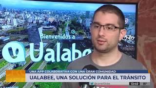 Ualabee, una solución colaborativa para el tránsito