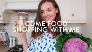 COME FOOD SHOPPING WITH ME!