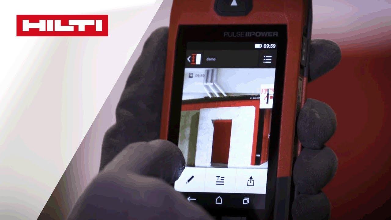 Hilti Entfernungsmesser Mit Kamera : Anleitung teil hilti laser distanzmessgerät pd cs c im