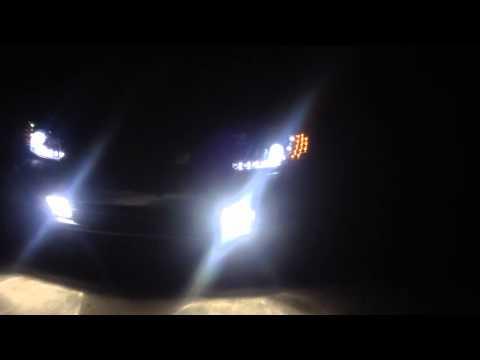 1996-98 Civic Headlights Spec-D