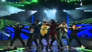 [panggung bintang lets dance MNCTV] maskara -boy