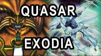 Exodia Quasar 2STRONG! + BONUS deck profile