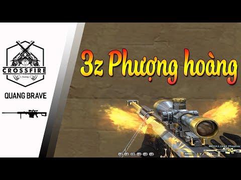 [ Bình luận CF ]  Barrett Gold Phoenix - Quang Brave